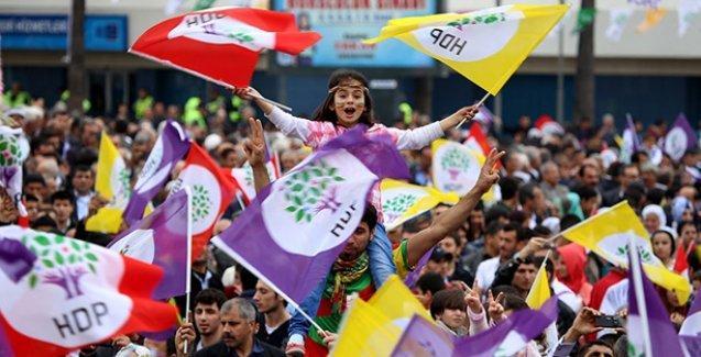 HDP'ye Oy Vermeye Eli Gitmeyenlere