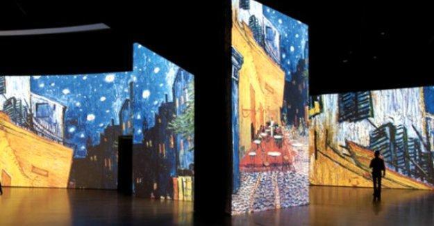 Van Gogh'un kayıp eseri 'Yaşlı adam sopayla' tablosu Tokat'ta bulundu