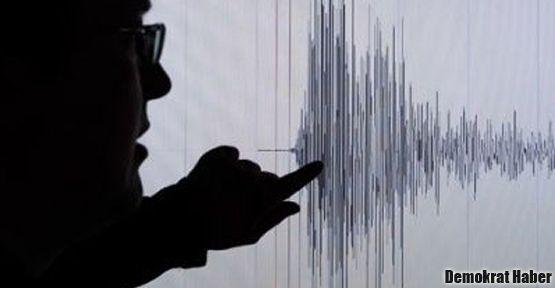 Van'da 3,2 şiddetinde deprem