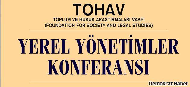 Van'da 'Yerel Yönetimler ve demokrasi' tartışılacak