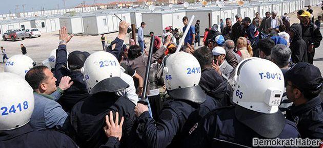 Van'lı depremzedeler Ankara'ya yürüyor