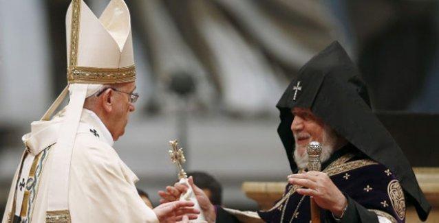 Vatikan'ın 1915 politikası Papa Francis'den önce nasıldı?