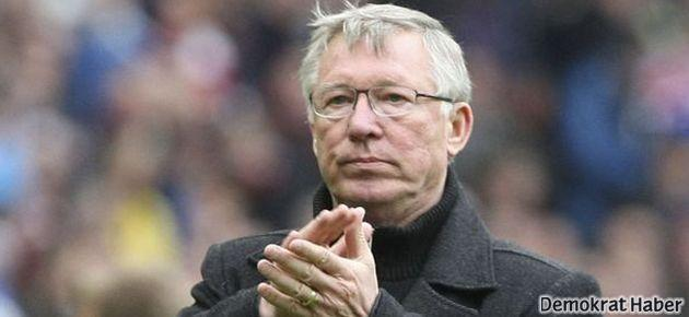 Ve Alex Ferguson Manchester'ı bıraktı