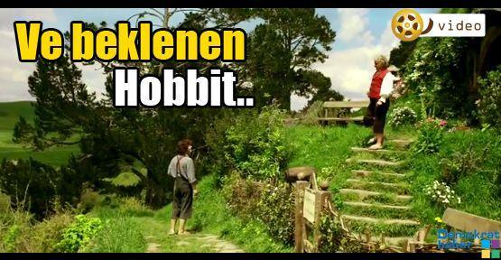 Ve beklenen Hobbit..