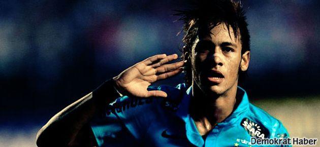 Ve Brezilyalı Neymar Avrupa'daki takımını seçti