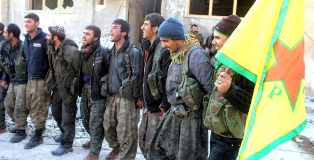 Ve YPG Kobani'yi IŞİD'den 'temizledi'