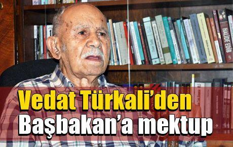 Vedat Türkali'den Başbakan'a mektup