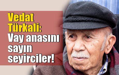 Vedat Türkali'den Yalçın Küçük'e cevap