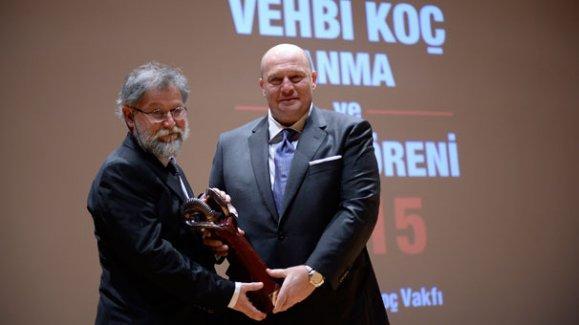 Vehbi Koç Ödülü Ali Nesin ve Matematik Köyü Projesi'ne verildi