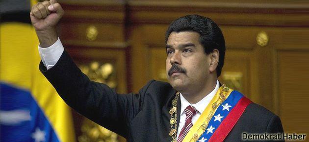 Venezuela ABD'li üç diplomatı sınırdışı ediyor