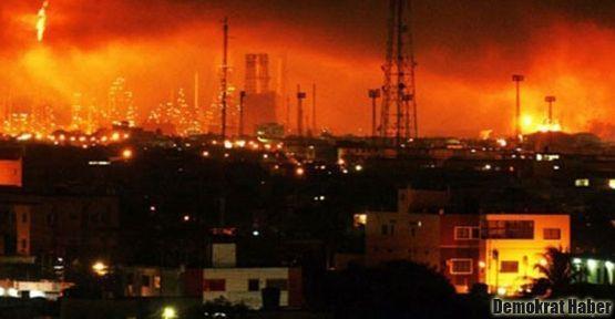 Venezuela'da rafineri faciası: 24 ölü