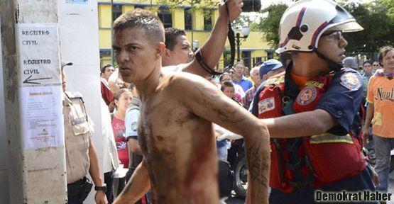 Venezüella'da cezaevi isyanı: 50 ölü
