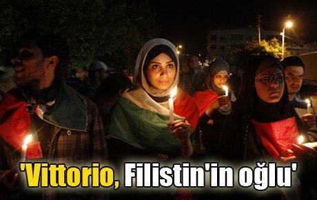 'Vittorio, Filistin'in oğlu'