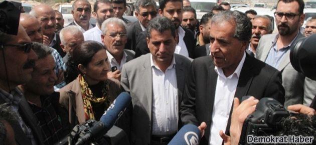 Vurulan BDP'li başkan kurşunla yaşayacak