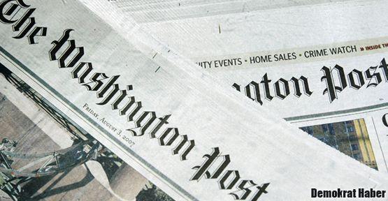 Washington Post'ta İstanbul'daki tacizler vardı