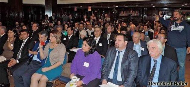 Washington'da ilk BDP konferansı