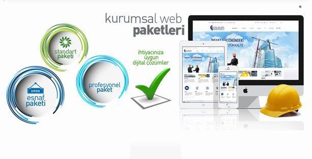 Web Tasarımlarında Çözüm Ortağı