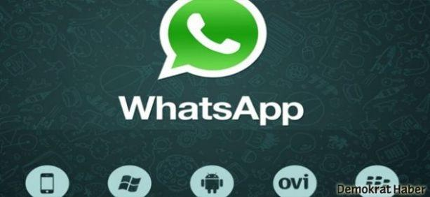 Whatsapp'a dev güncelleme geldi