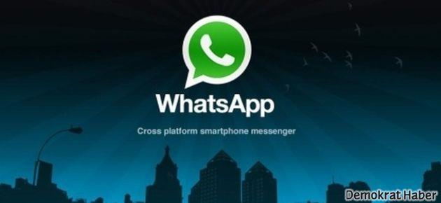 Whatsapp'ı çökerten mesaja dikkat!