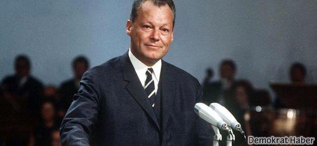 Willy Brandt 100 yaşında!