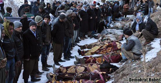 WSJ: Roboski istihbaratını ABD verdi Türkler operasyonu yaptı
