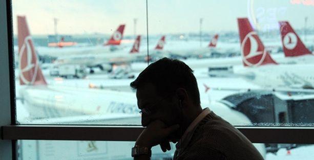 Yağmur hava ulaşımını vurdu: Bazı uçak seferleri iptal