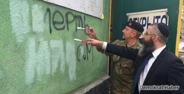 Yahudiler Odessa'da korku altında