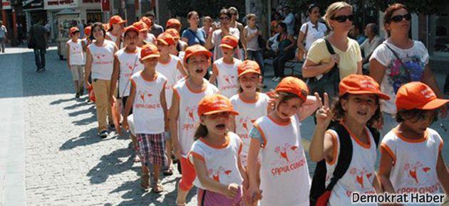 Yakalanan son çete: Yaz kampına giden çocuklar!