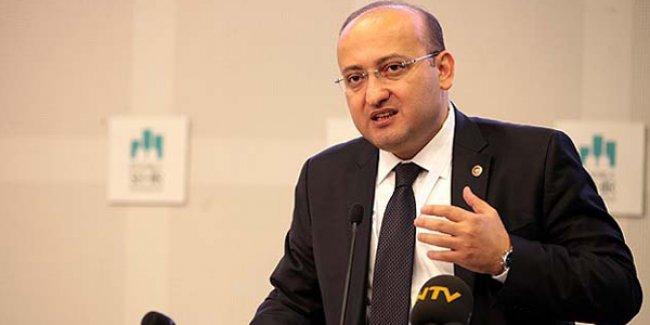 Yalçın Akdoğan: HDP'ye yapılan saldırıyı kınıyorum