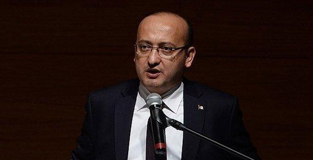 Yalçın Akdoğan'dan 'Öcalan serbest kalacak' iddiasına açıklama