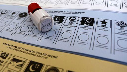 Yalova'da seçimler iptal edildi!