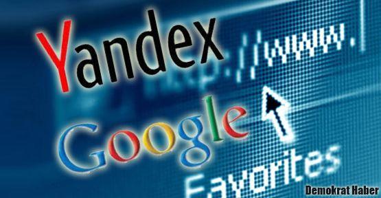 Yandex-Google savaşında ilk cephe Türkiye