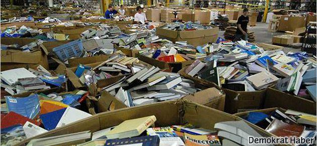 Yapı Kredi Yayınları 10 ton kitabı çöpe mi attı?
