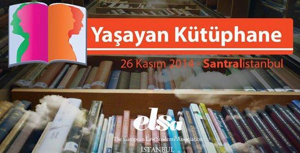 Yaşayan Kütüphane'de Vicdani Ret