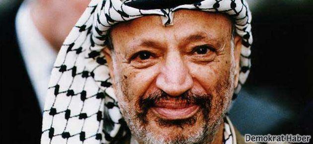 Yaser Arafat zehirlenmiş