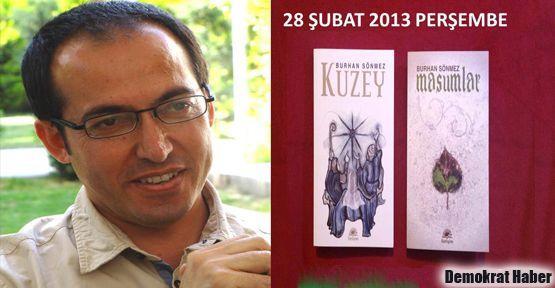 Yazar Burhan Sönmez Haymana'da