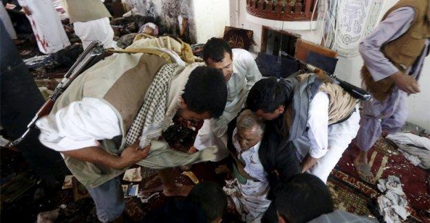 Yemen'de Şii camilerine saldırı: En az 55 ölü