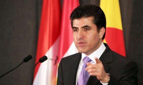 Barzani: IŞİD'in bölgelerine ödeme var, Kürt bölgelerine yok