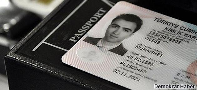 Yeni kimlik kartlarının kullanılacağı tarih belli oldu