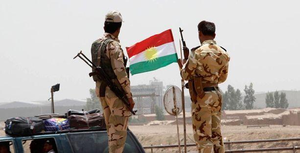 Yeni Peşmerge grubu Kobani yolcusu