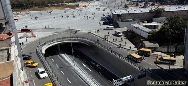 Yeni Taksim Meydanı'ndaki mimari hatalar