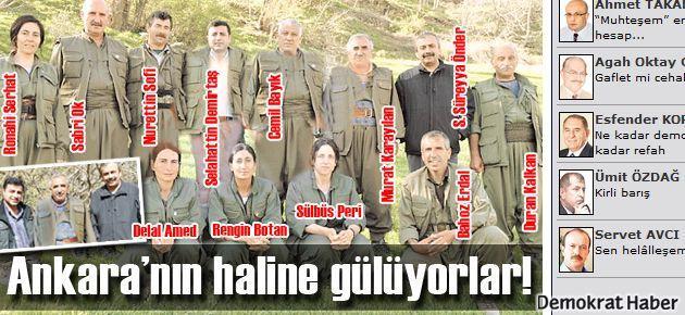 Yeniçağ, Demirtaş'ın fotoğrafını çarpıttı