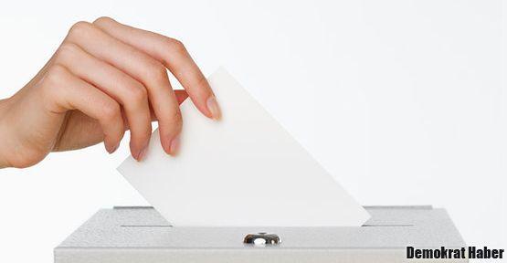 Yerel seçim 6 ay öne alınacak