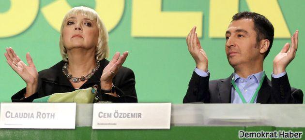 Yeşiller Partisi'nde toplu istifa