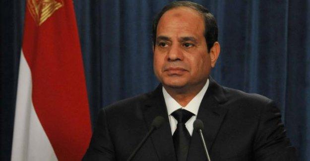 Yeşiller Sisi'nin ziyaretine tepkili