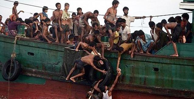 Yetkililerden balıkçılara: Boğulsalar da göçmenleri kurtarmayın!