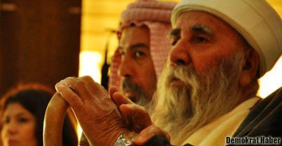 Yezidi bayramı buruk kutlanıyor