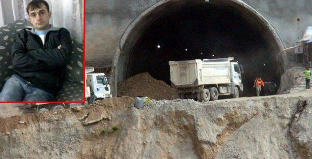 YHT inşaatında iş cinayeti