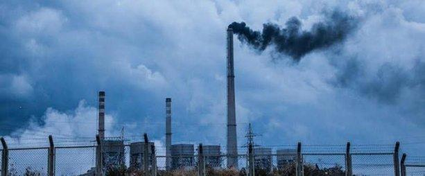 Yırca'da hava kirliliği, normalin iki katı