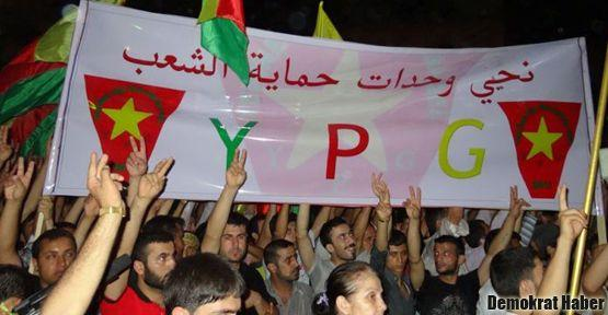 YKK: YPG'nin artık resmiyete ihtiyacı yok